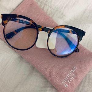 Summer & Rose blue light glasses